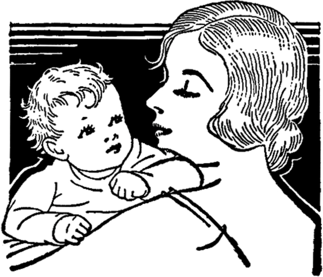Vintage-Mother-with-Baby-Image-GraphicsFairy.jpg